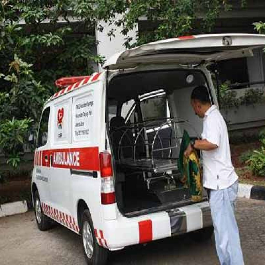 Karoseri Mobil Ambulance Bekasi