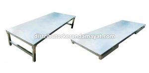 Produk Bale Mayat Stainless Steel Berkualitas