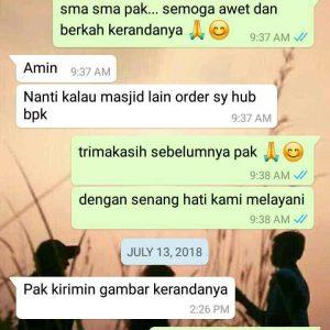 Order Keranda Mayat