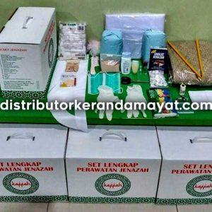 Read more about the article Jual Perlengkapan Kain Kafan Depok