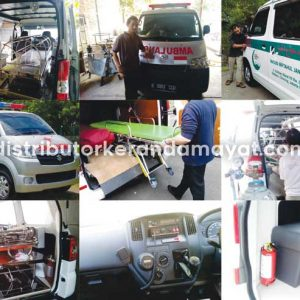 Read more about the article Karoseri Mobil Ambulance Bekasi