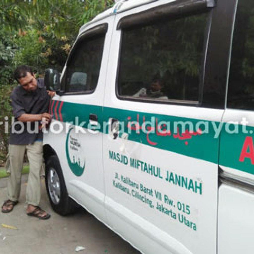 pemasangan-sticker-ambulance