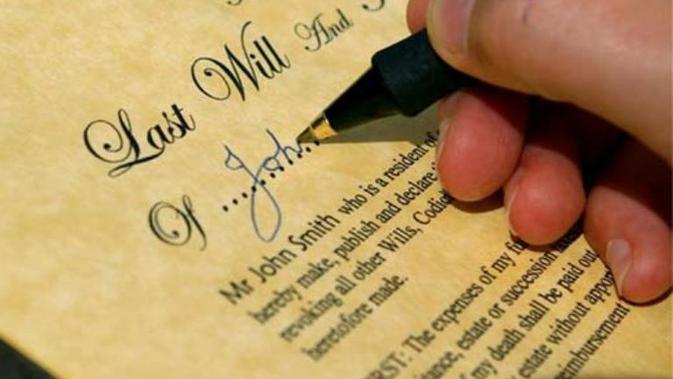 Hukum Wasiat Lisan Dalam Pandangan Islam yang Penting