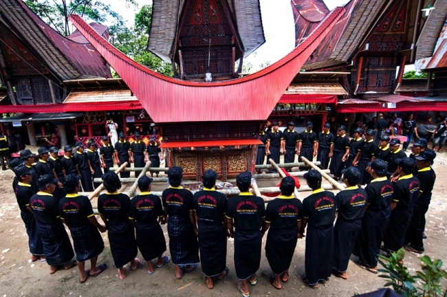 Budaya Upacara Kebumi Tradisi Lokal Indonesia